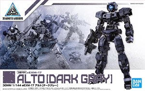 30MM EEMX-17 Alto Dark Gray 1/144 Model Kit