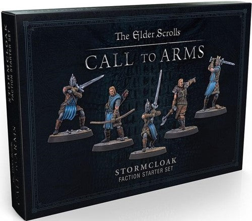 Elder Scrolls Call To Arms Stormcloak Faction Starter Set