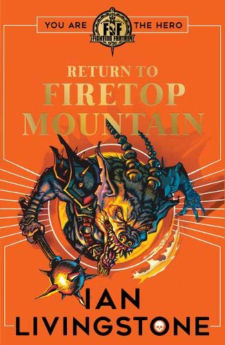 Fighting Fantasy Return To Firetop Mountain