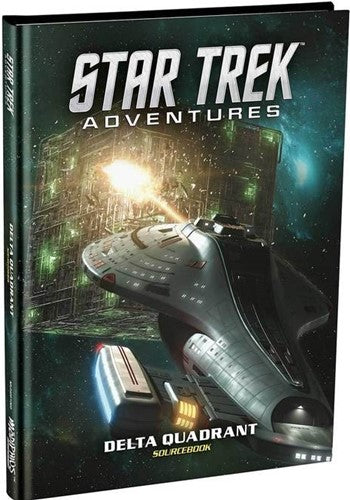 Star Trek Adventures Delta Quadrant Sourcebook