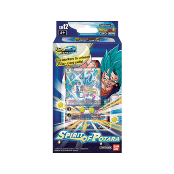 Dragon Ball Super Card Game Starter Deck 12 Spirit Of Potara [PRE-ORDER]
