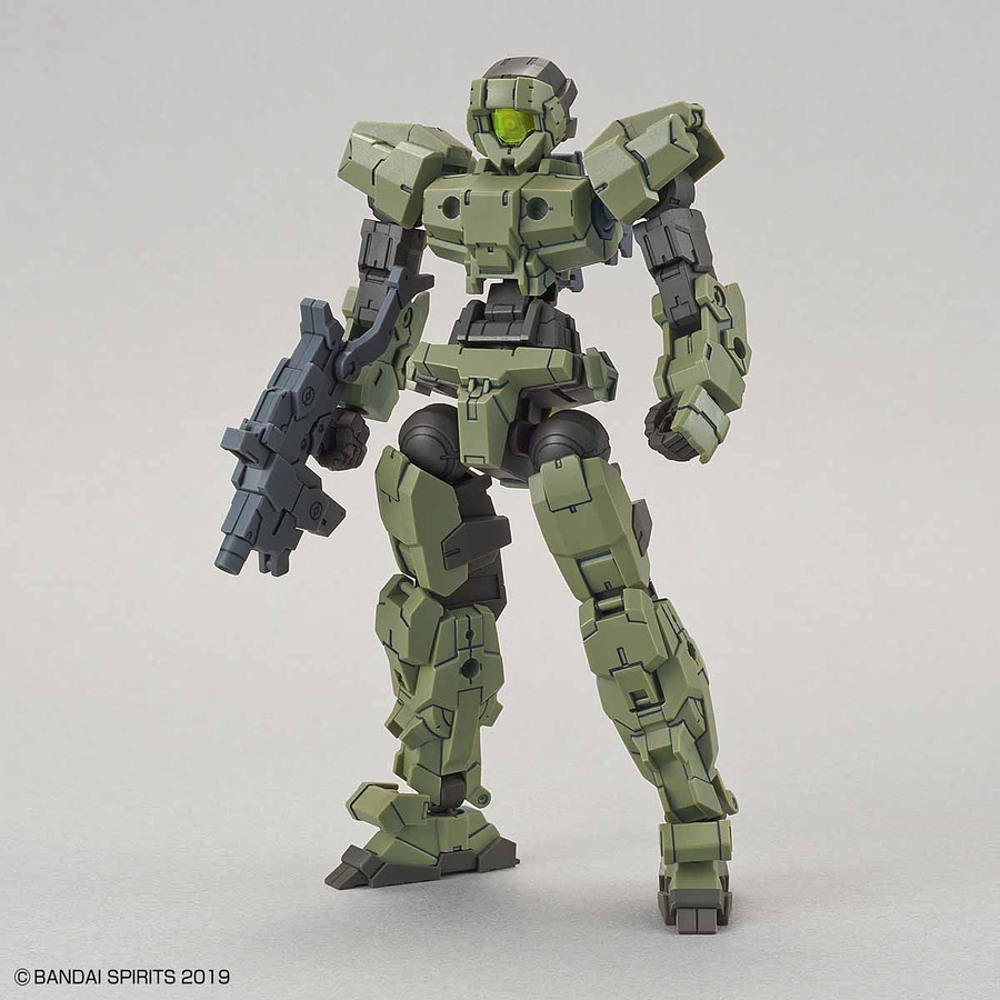 30MM EEMX-17 Alto Green 1/144 Model Kit