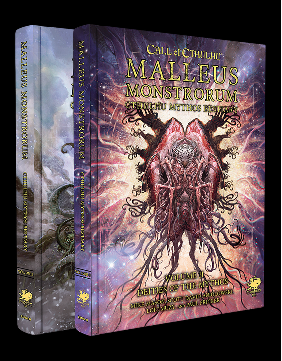 Call of Cthulhu RPG Malleus Monstrorum: Cthulhu Mythos Bestiary