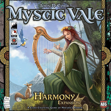 Mystic Vale Harmony Expansion