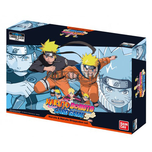 Naruto Card Game - Naruto & Naruto Shippuden Set Special Edition