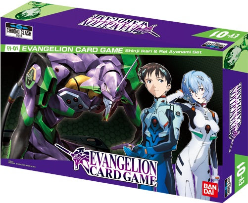 Evangelion Card Game EV01