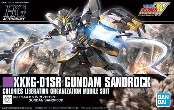 HGAC Gundam Sandrock 1/144 Model Kit