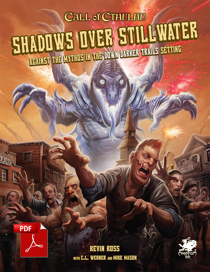 Call of Cthulhu: Shadows Over Still Water