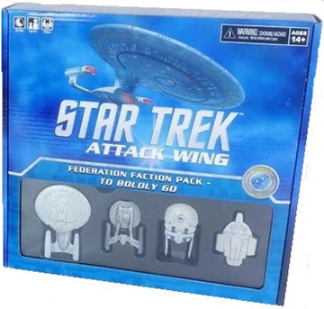 Star Trek Attack Wing To Boldly Go Federation Faction Pack