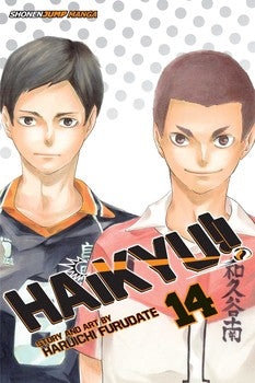 Haikyu!! Volume 14