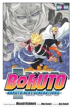 Boruto: Naruto Next Generations Volume 2