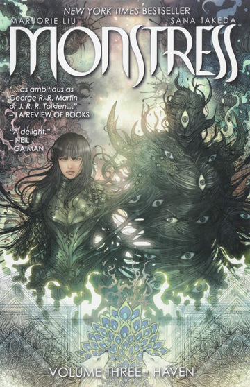 MONSTRESS VOLUME 3 HAVEN