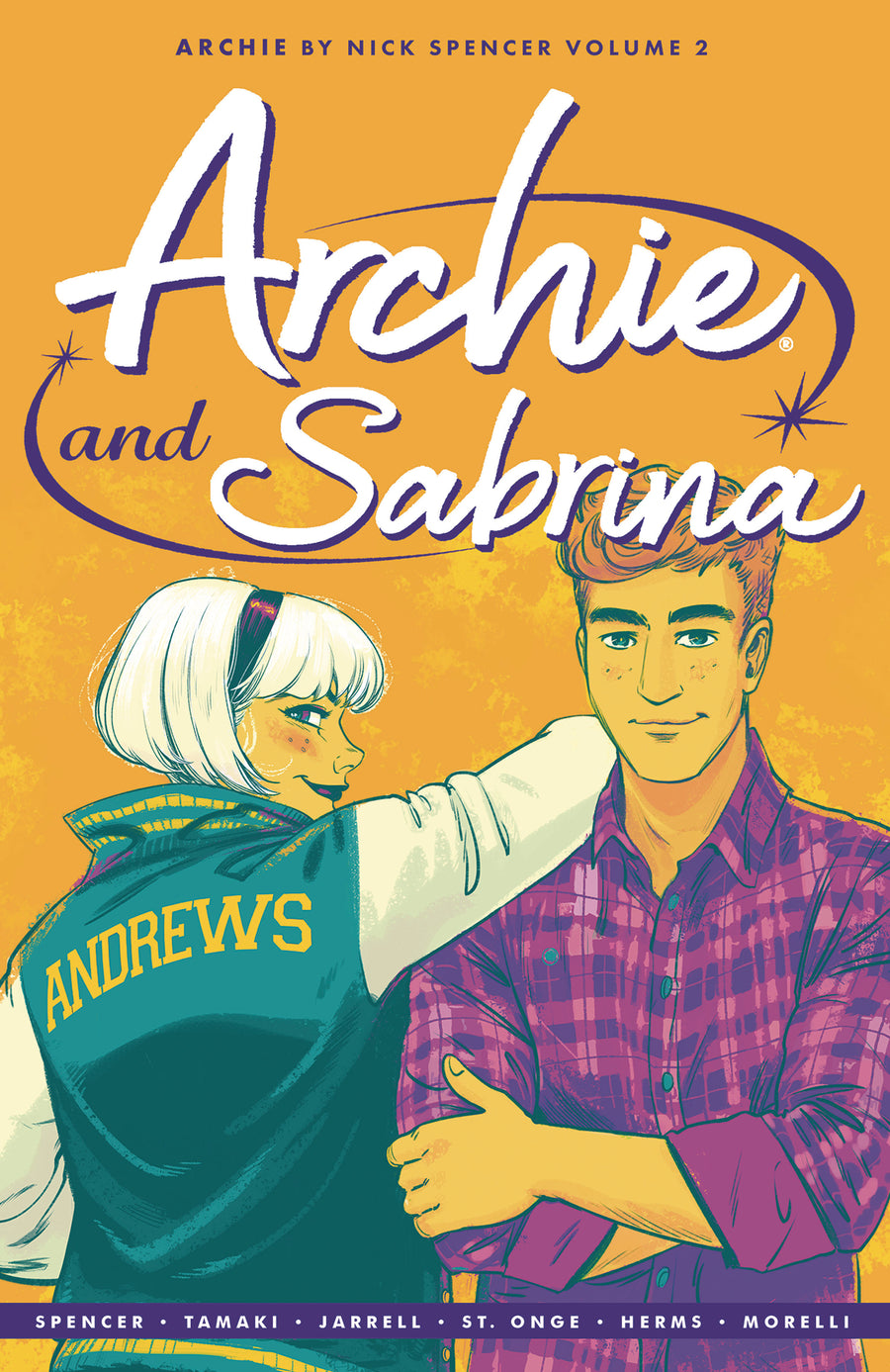 Archie by Nick Spencer Volume 2: Archie and Sabrina