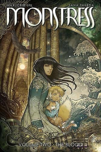 MONSTRESS VOLUME 2 THE BLOOD