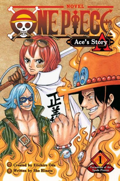 One Piece: Ace's Story Novel Volume 1