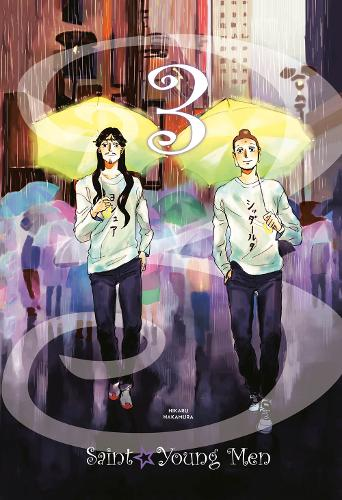 Saint Young Men Volume 3