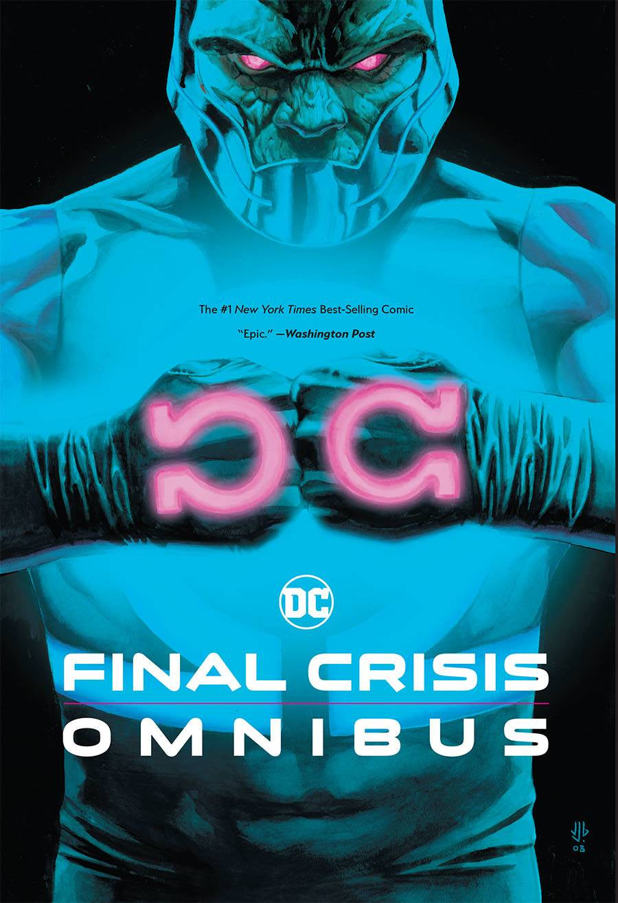 Final Crisis Omnibus 10th Anniversary Hardcover