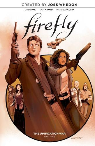 Firefly: The Unification War Volume 1