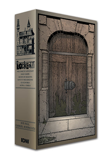 LOCKE & KEY SLIPCASE SET HOLIDAY EDITION