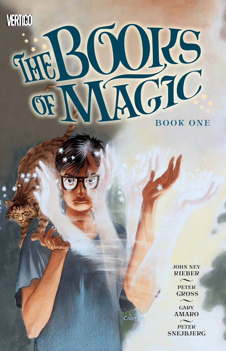 Books of Magic Book 1