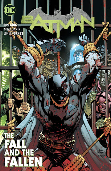 Batman Volume 11 The Fall and the Fallen