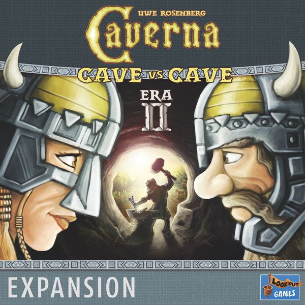 Caverna: Cave vs Cave Era II The Iron Age