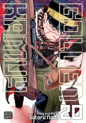 Golden Kamuy: Volume 20