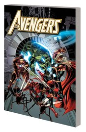 Avengers By Jonathan Hickman: The Complete Collection- Volume 4