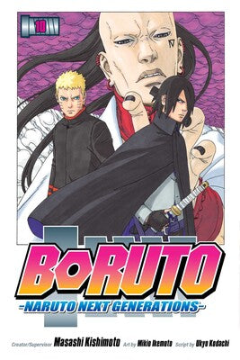 Boruto: Naruto Next Generations Volume 10