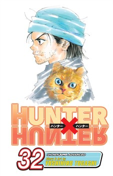 Hunter x Hunter: Volume 32
