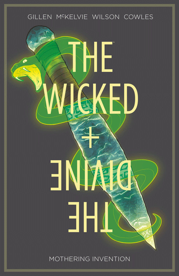 THE WICKED + THE DIVINE VOLUME 7 MOTHERING INVENTION