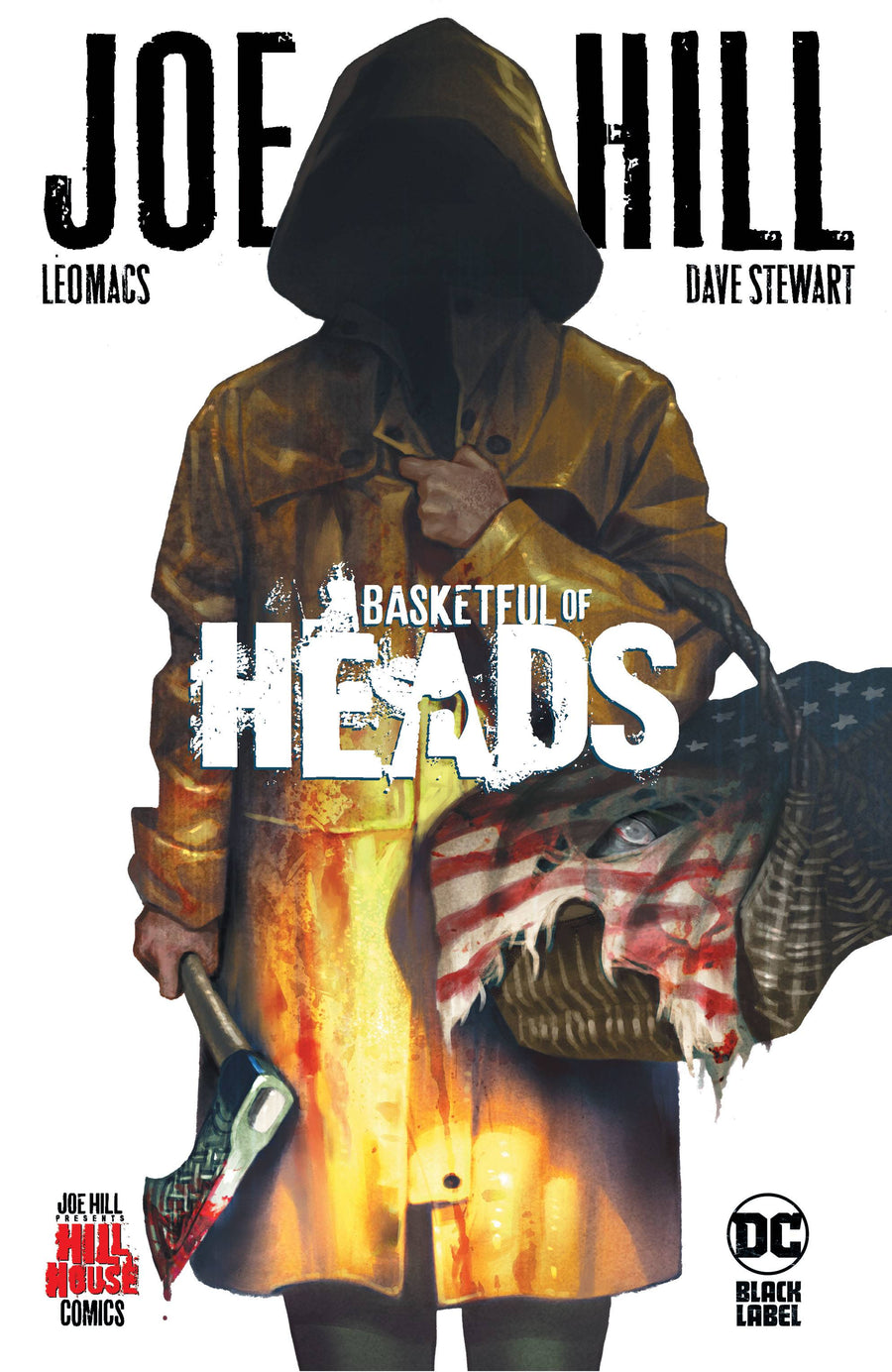 Basketful of Heads Hardcover