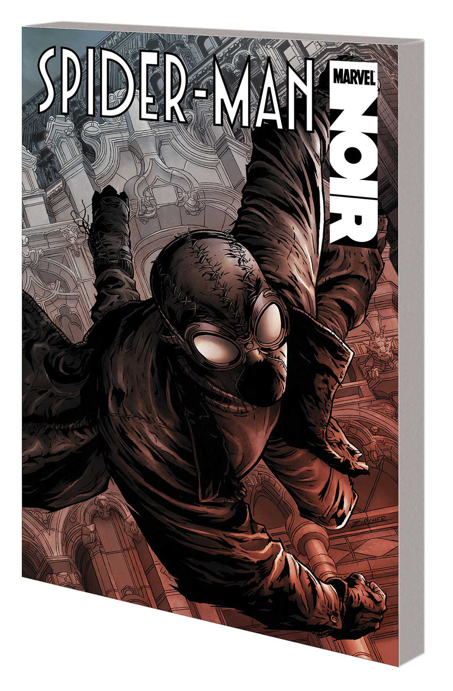 Spider-Man Noir Complete Collection