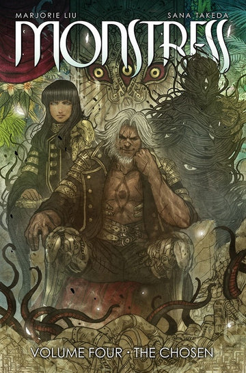 MONSTRESS VOLUME 4 THE CHOSEN