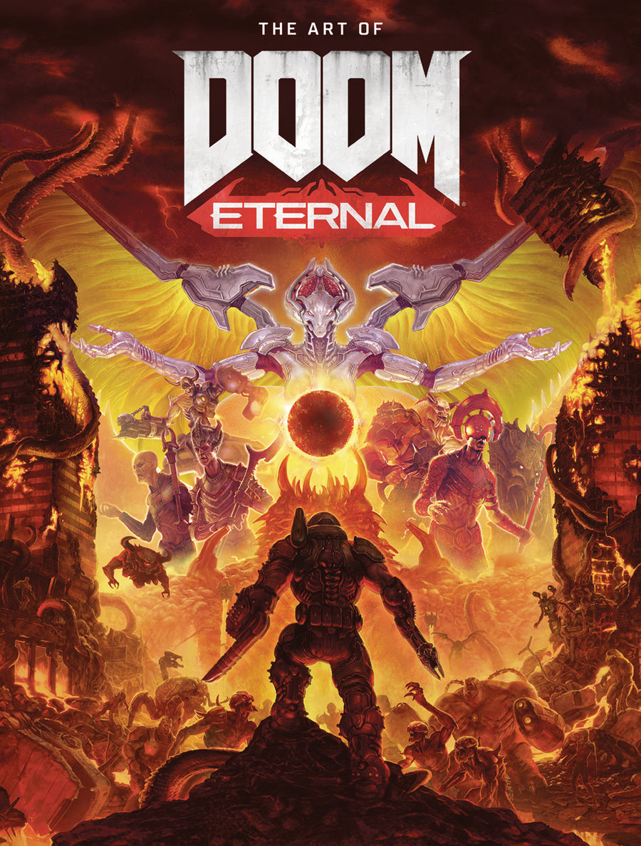 Art of Doom Eternal Hardcover