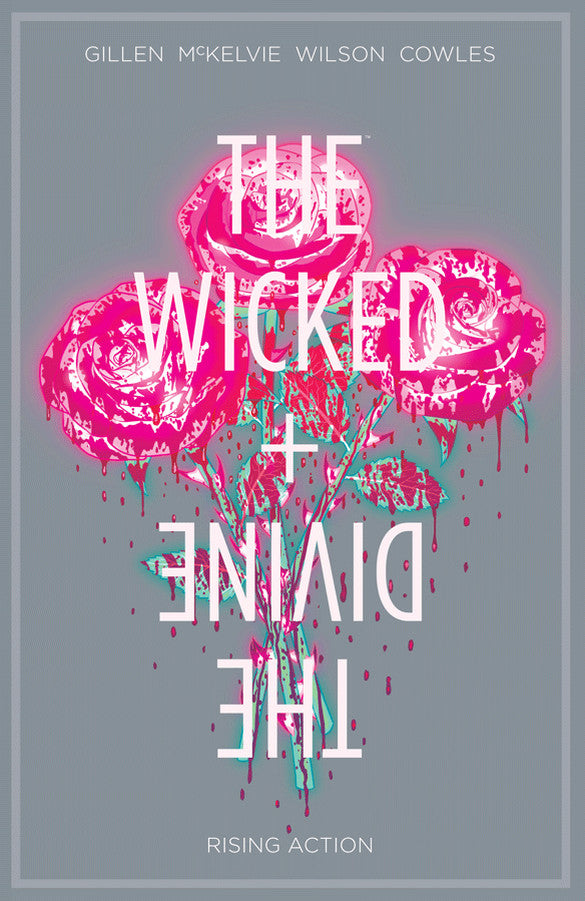 THE WICKED + THE DIVINE VOLUME 4 RISING ACTION