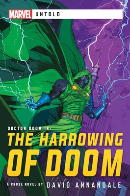 The Harrowing of Doom: Marvel Untold Novel
