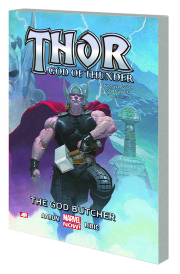 Thor God of Thunder Volume 1: God Butcher