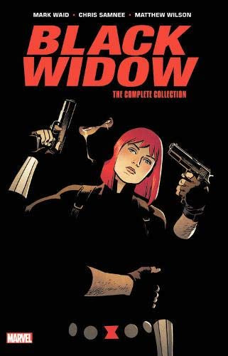 BLACK WIDOW WAID SAMNEE COMPLETE COLLECTION