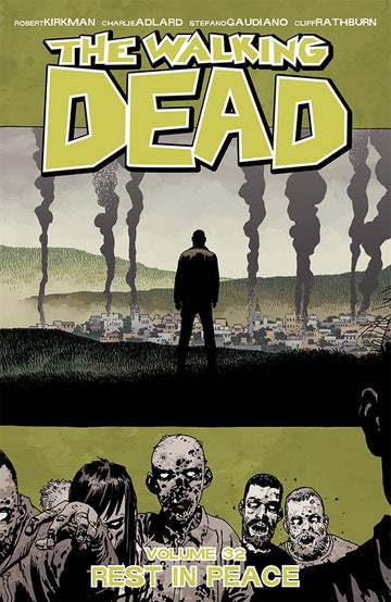 The Walking Dead Volume 32
