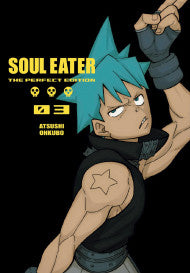 Soul Eater: The Perfect Edition Volume 3