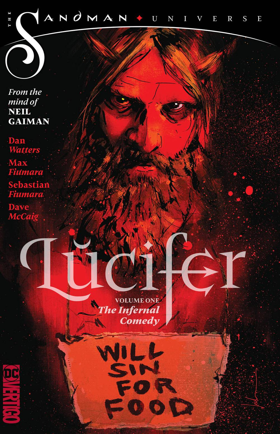 Lucifer Volume 1: The Infernal Comedy