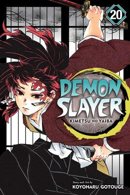 Demon Slayer Kimetsu No Yaiba Volume 20