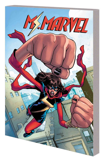 Ms Marvel Volume 10: Time and Again