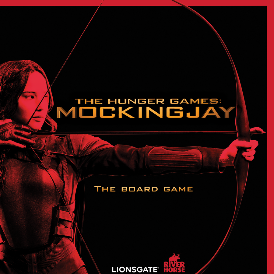 The Hunger Games Mockingjay The Board Game