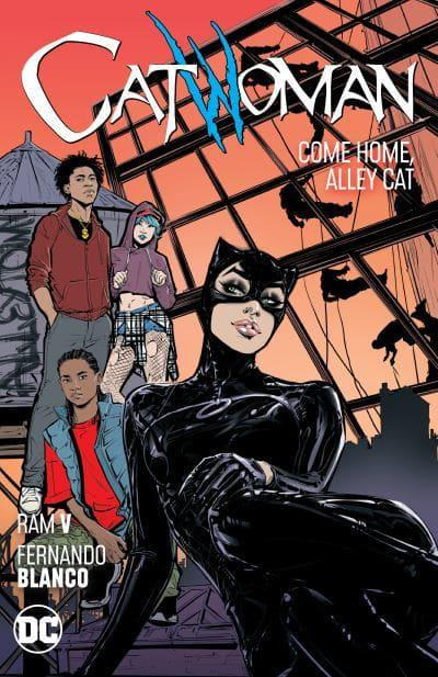 Catwoman Volume 4: Come Home, Alley Cat