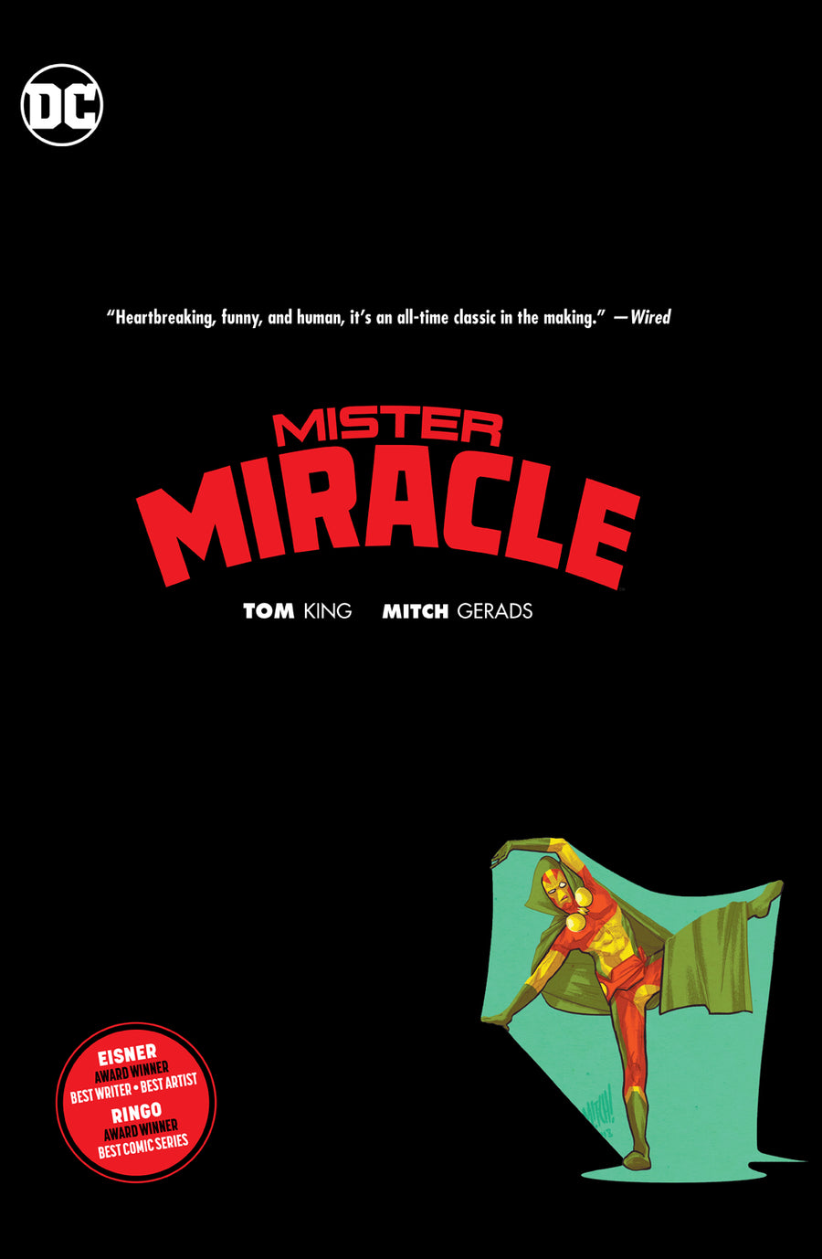 Mister Miracle Hardcover Edition