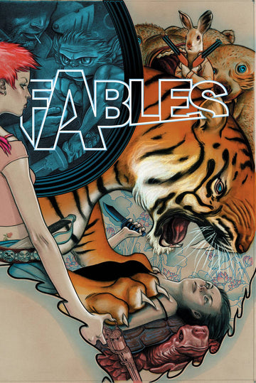 Fables Volume 2: Animal Farm