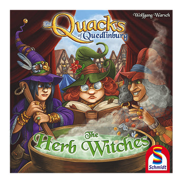 The Quacks of Quedlingburg: The Herb Witches