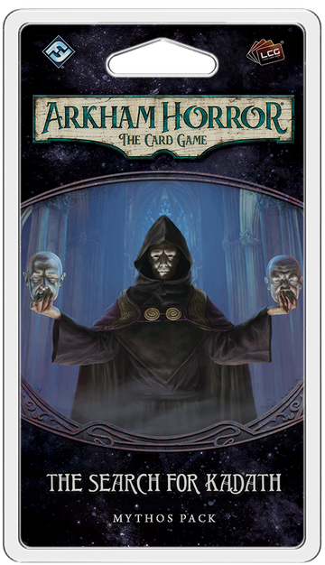 Arkham Horror The Search for Kadath Mythos Pack